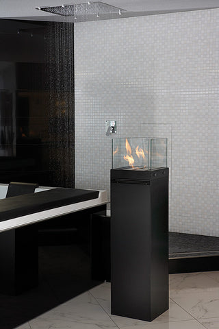 Buschbeck Hi-Cube Fireplace Stand