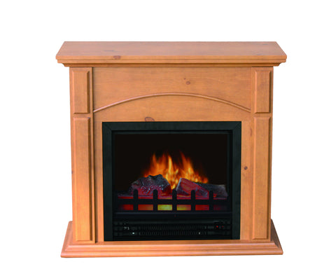 The Springdale Electric Fireplace