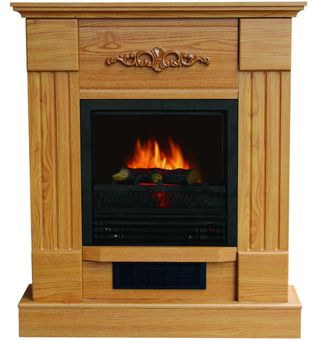 The Winchester 2 Electric Fireplace