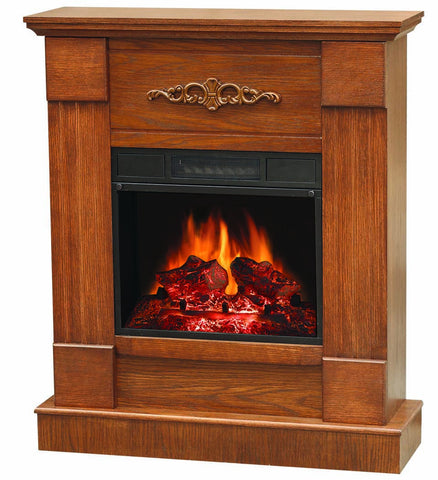 The Springfield Electric Fireplace