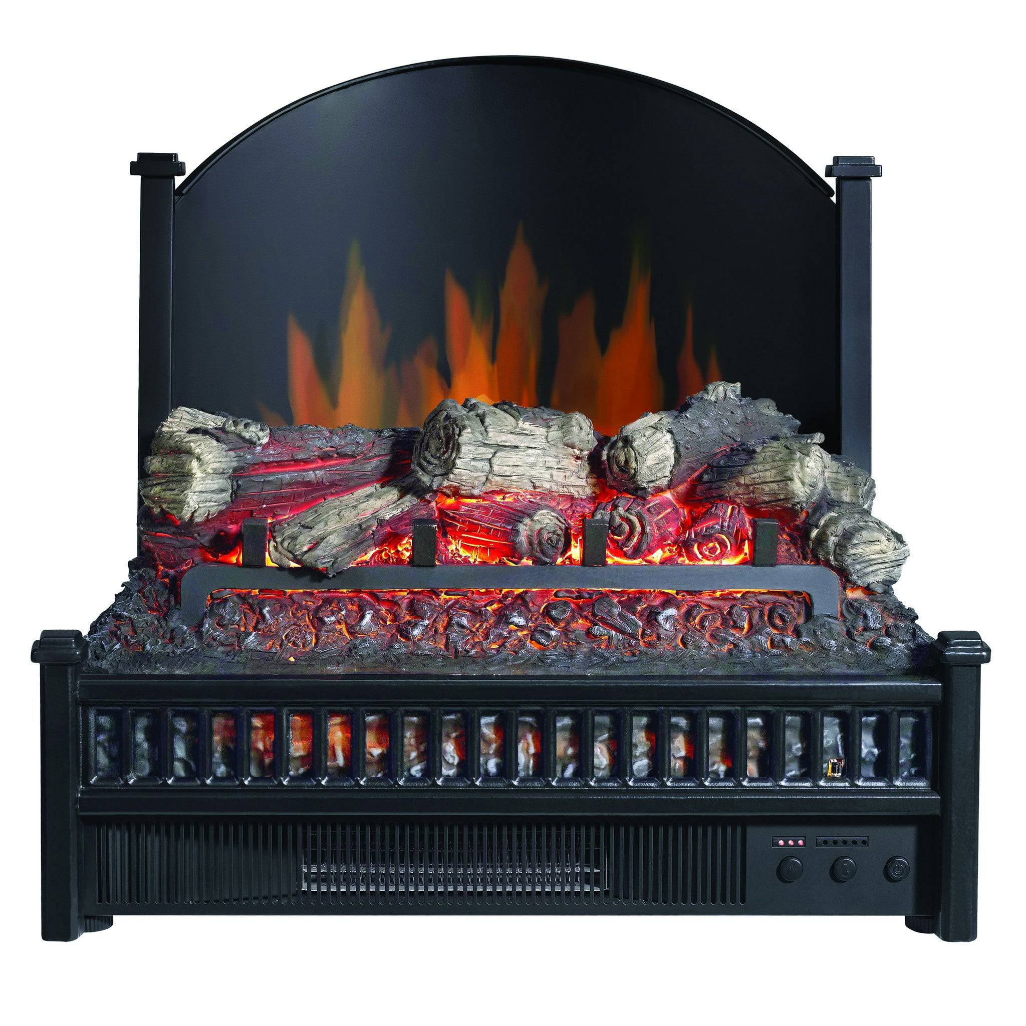 Electric Fireplace Insert Ventless Fireplace Pros