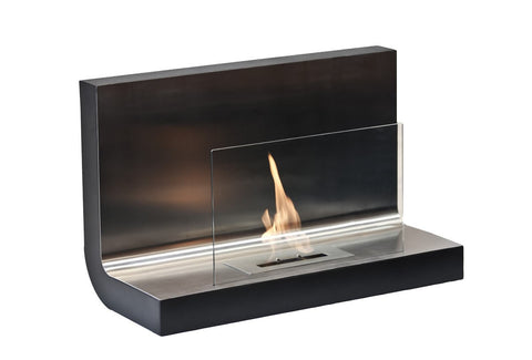Ferrum Bio Ethanol Wall Mount Fireplace - Ventless Fireplace Pros