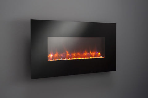 "50"" Linear Electric Fireplace"