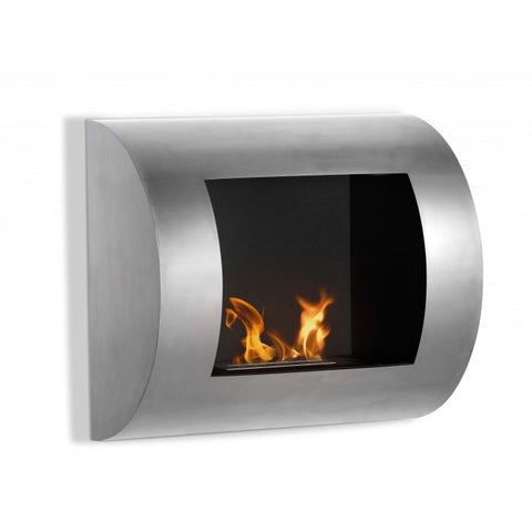 Luna – Wall Mount Ventless Ethanol Fireplace