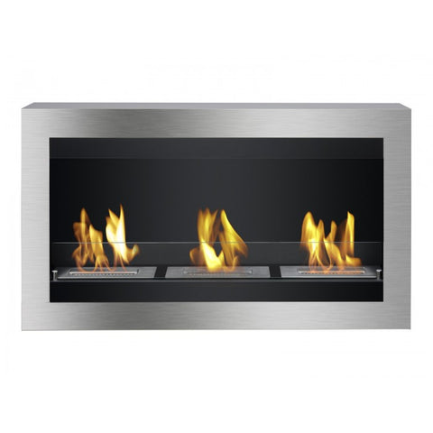 Magnum Bio Ethanol Wall Mount Fireplace - Ventless Fireplace Pros
