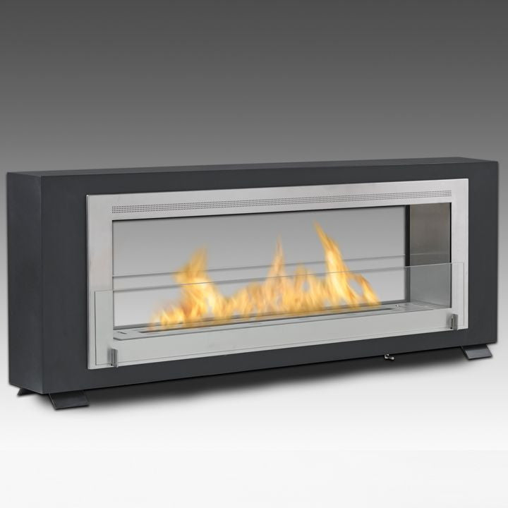 sw cooling b in stainless compressed interior wu fireplaces n venting depot home wall the gloss fireplace with heating white biofuel ethanol mounted