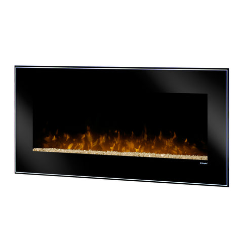 Dimplex Dusk Wall-Mount Electric Fireplace