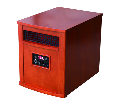 Portable Comfort Furnace in Chestnut Oak