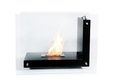 The Bio Flame Allure Bio-Ethanol Fireplace