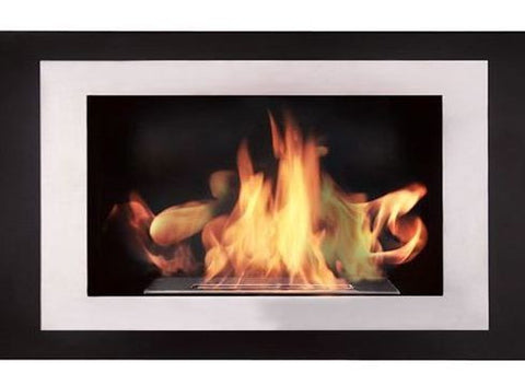 The Bio Flame Lorenzo Bio-Ethanol Fireplace