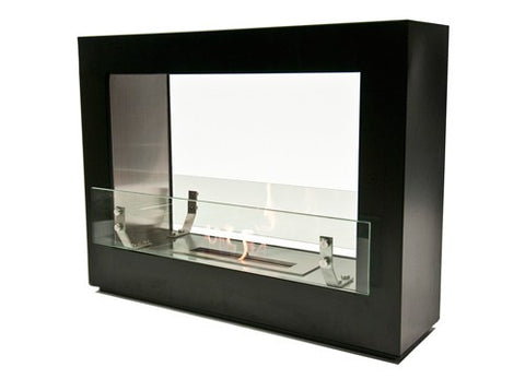 The Bio Flame Rogue 2.0 Bio-Ethanol Fireplace