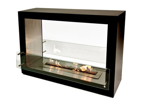 The Bio Flame Sek XL Bio-Ethanol Fireplace