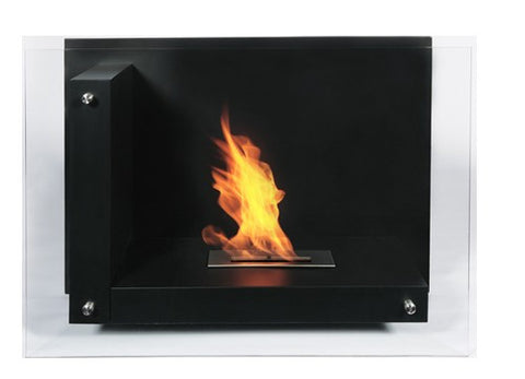 The Bio Flame Static Bio-Ethanol Fireplace
