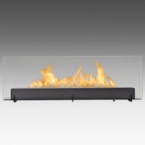 Eco-Feu Vision III Free Standing Biofuel Fireplace - Ventless Fireplace Pros