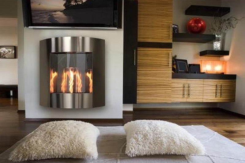 Ventless Fireplaces | Electric, Bio Ethanol and Gel – Ventless ...