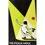 The Pickle Index — Letterpress Poster