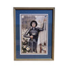 St Joan of Arc at Orleans, 17 x 23 (framed)