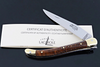 Laguiole 9cm Pocket Knife Snakewood