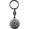 Our Lady of Guadalupe / St Joseph Key Chain