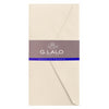 G Lalo Large Envelopes, Champagne