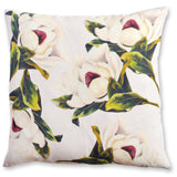 Magnolias Linen Cushion