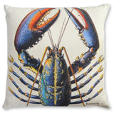 Lobster Linen Cushion