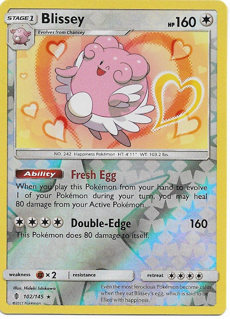 BLISSEY GUARDIANS RISING