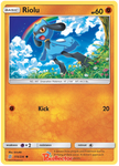 Unified Bonds Riolu