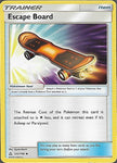 Pokemon Ultra Prism #122 ESCAPE BOARD Uncommon Trainer