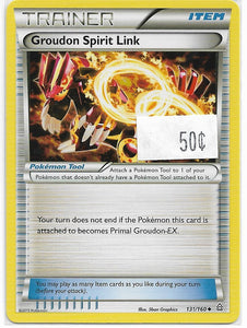 GROUDON SPIRIT LINK