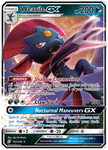 Unified Minds Weavile GX