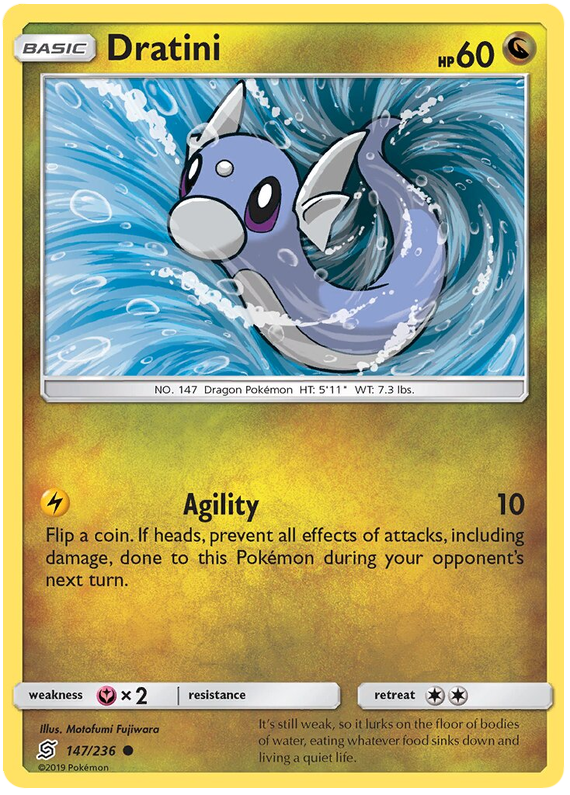 Unified Minds Dratini