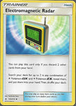 Pokemon Unbroken Bonds #169 ELECTROMAGETIC RADAR Uncommon Trainer
