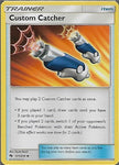 Pokemon Lost Thunder #171 CUSTOM CATCHER Uncommon Trainer