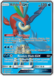 Unified Minds Keldeo GX