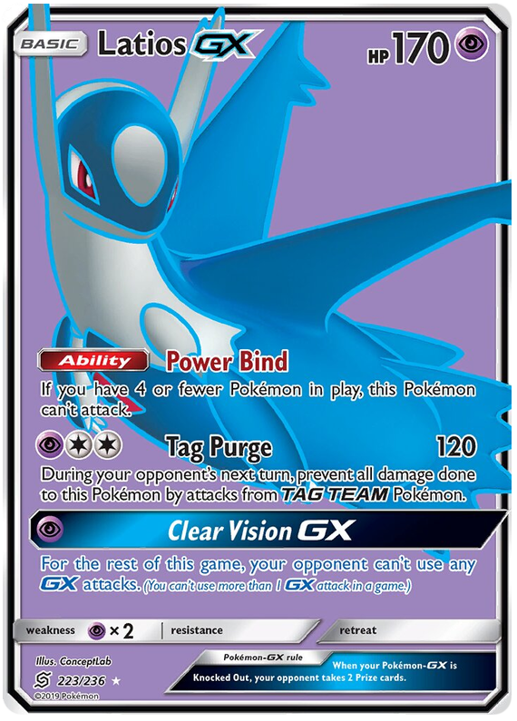 Unified Minds Latios GX