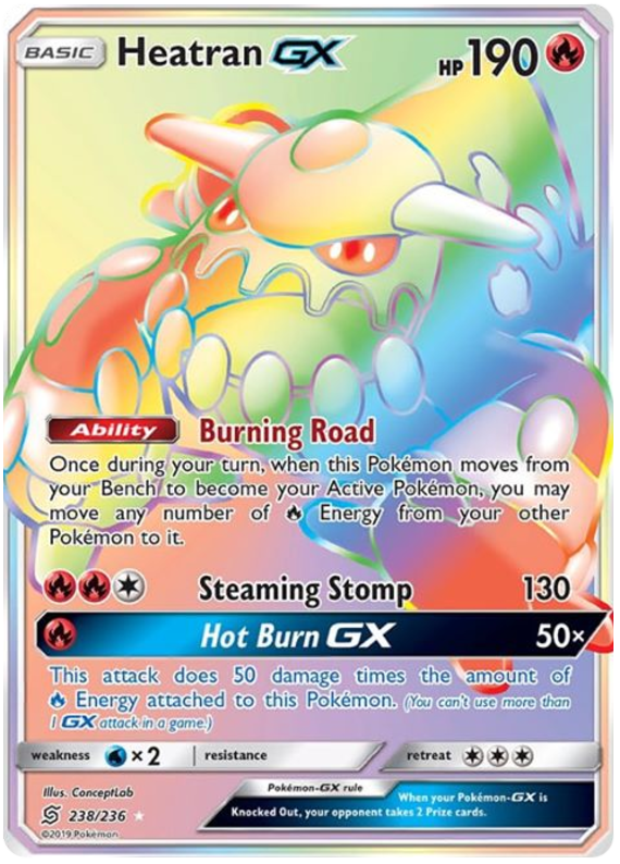Unified Minds Heatran GX