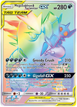 Unified Minds Mega Sableye & Tyranitar GX