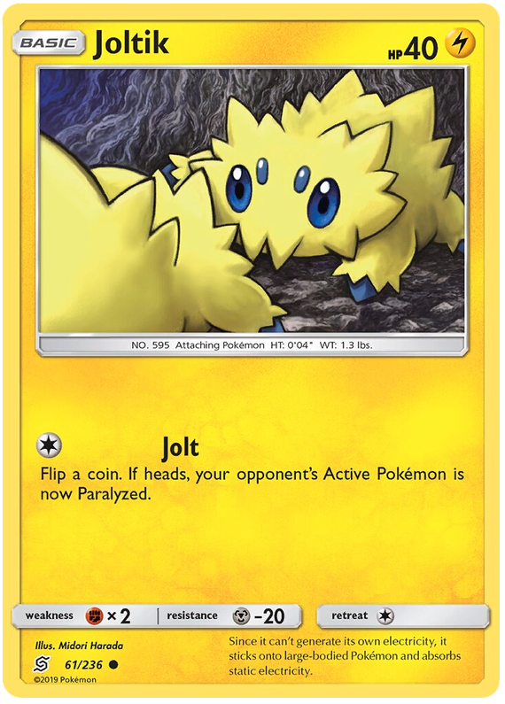 Unified Minds Joltik
