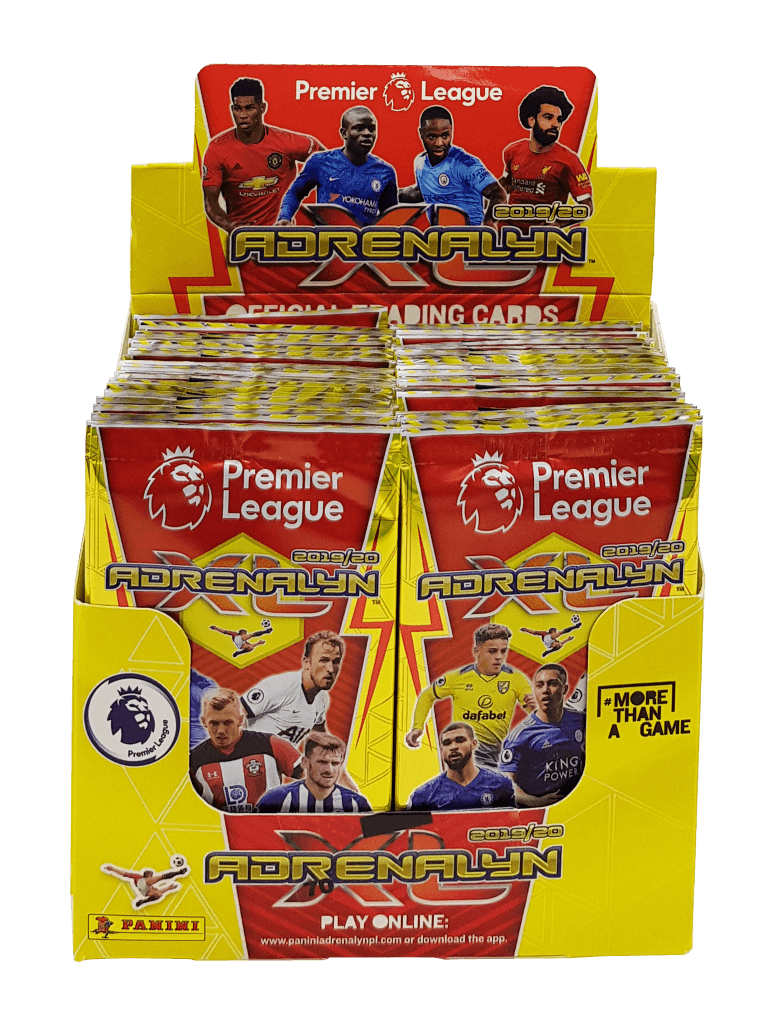 2019/20 Panini ADRENALYN XL Booster Box (50 Packets)