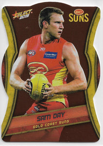 Sam Day Die Cut