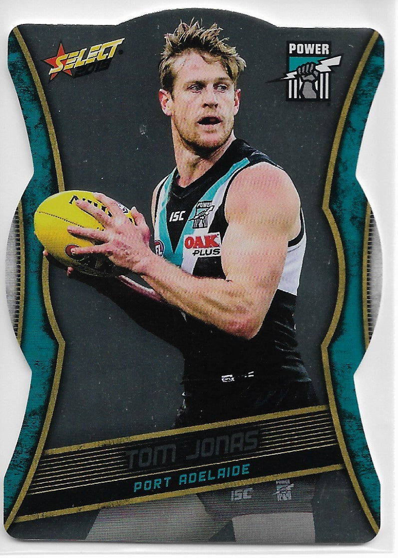 Tom Jonas Die Cut