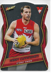 Harry Cunningham Die Cut