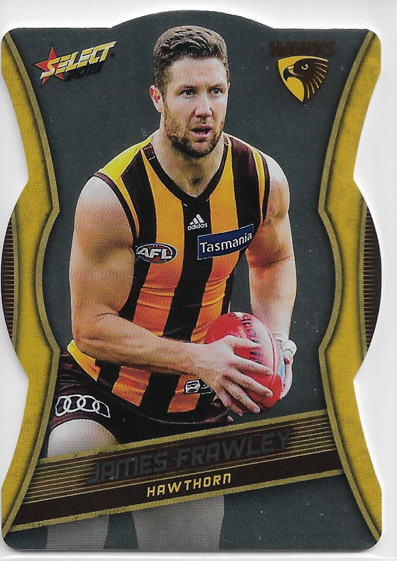 James Frawley Die Cut