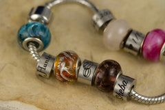 Pandora Style European Bead Collection