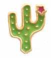 Cactus Floating Locket Charm