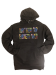 """May Your Cup Runneth Over"" hoodie"