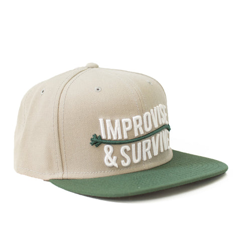 IMPROVISE & SURVIVE CAP