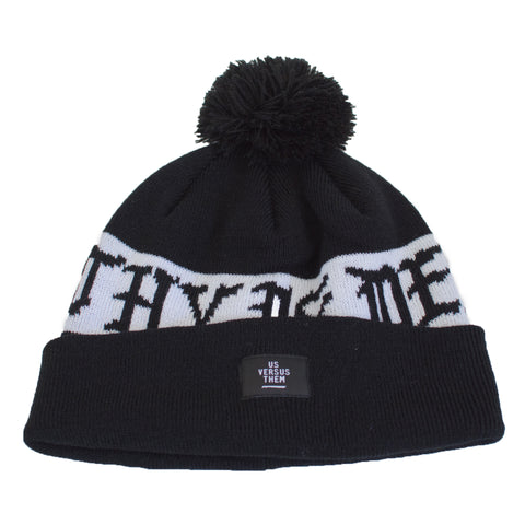 APATHY IS DEATH BEANIE