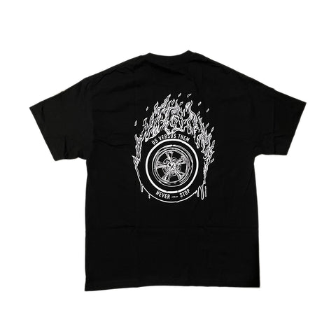 BURN RUBBER TEE